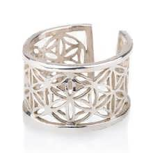 Pattern of Life Ring Silver