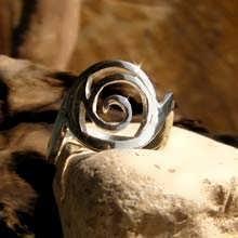 Healing Rafa Ring Silver