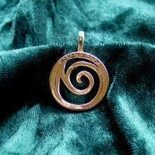 Healing Rafa Pendant Small Gold