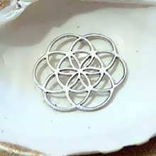 The Seed of Life Pendant Silver