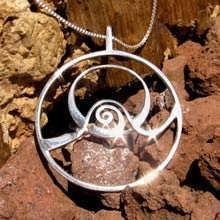 Abundance Pendant Silver