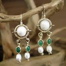 Queen Alexandra Shlomzion earrings Silver