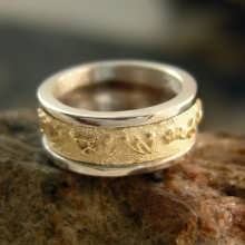 Solar Ring Gold and Silver (*Limited Edition*)