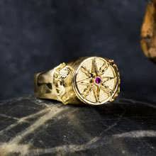 Bague Talisman Or Soleil en Lion 14K (*Limited Edition*)