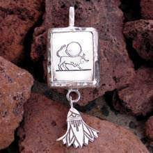 Taurus Pendant Silver (*Limited Edition*)