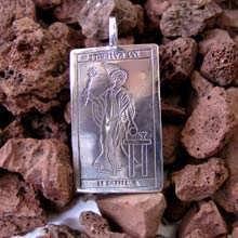 Кулон «Таро: Маг», серебро
