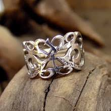 This Too Shall Pass Ring Silver