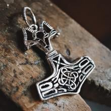 Thor's Hammer Silver