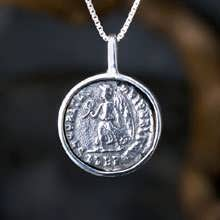 Victory Pendant Silver