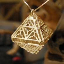 What Were you Made For Pendant Gold