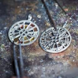 """Making preparations for the new edition of """"The Planetary Exaltation Talisman"""""""