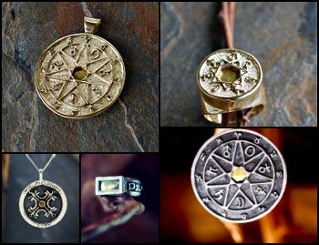 New Chaldean Order Talismans