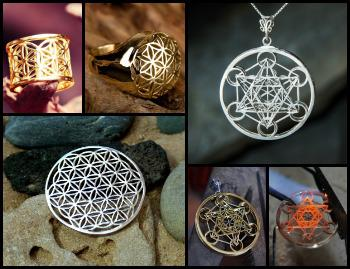 Flower of Life and Metatron's Cube (Ended)