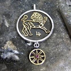 Pre order the limited edition Jupiter Cazimi Talisman