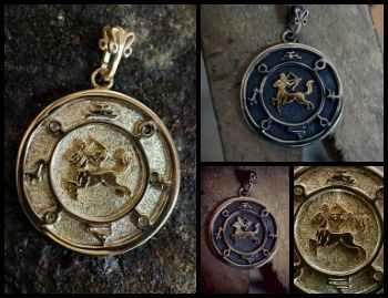 Jupiter in Sagittarius Talisman