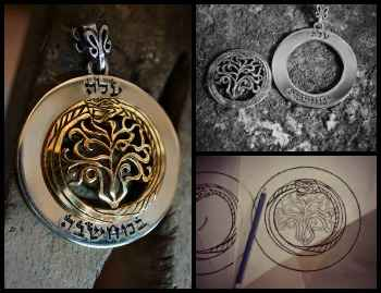 New Key of Ascension Pendant and related Designs