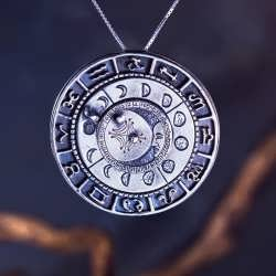 The Lunar Phases Talisman