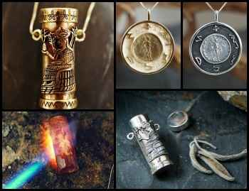 Mars and Spica Talismans New Editions