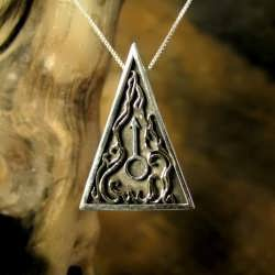Pre order the silver limited edition Warrior Mars talisman