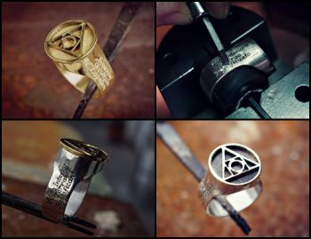 New Philosopher's Stone Ring