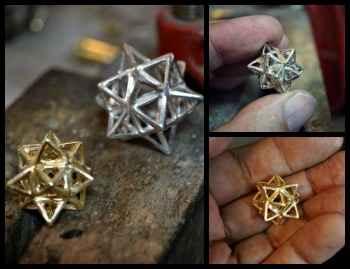 New Small Alchemy Pendant