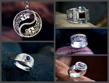 Tao Related Jewelry