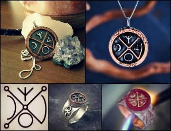 Venus Jupiter Talisman New Edition