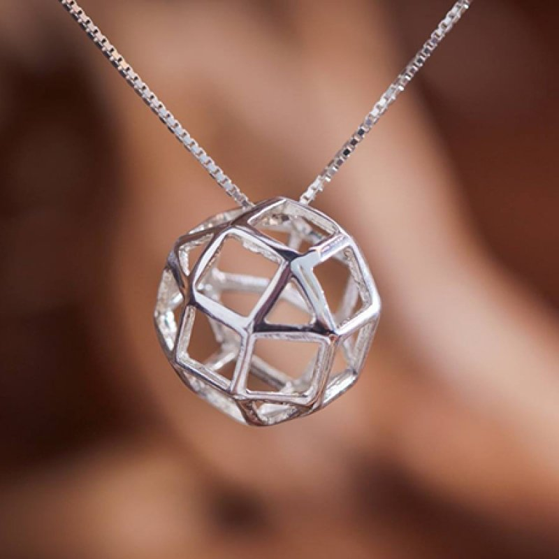 The Divine Reflection pendant