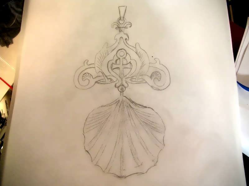 Working on new Venusian design