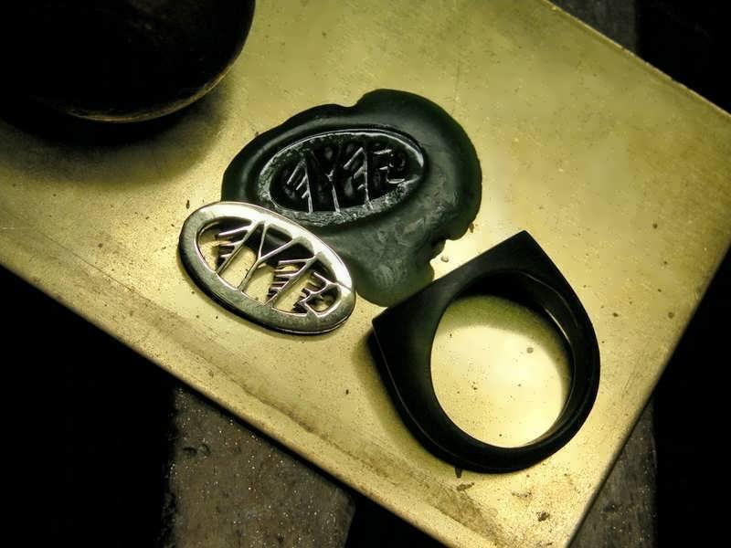 Recreating King Solomon's Ring
