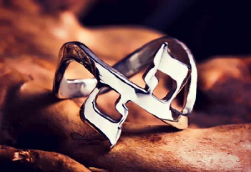 The AHAVA ring and pendant