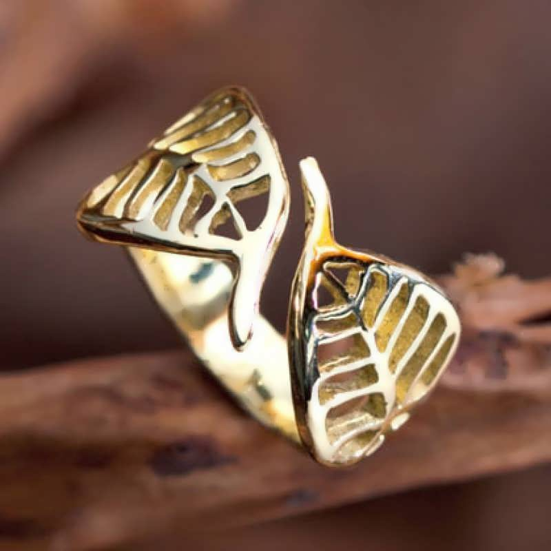 Buddhi Ring - Part of Buddhist Jewelry Collection
