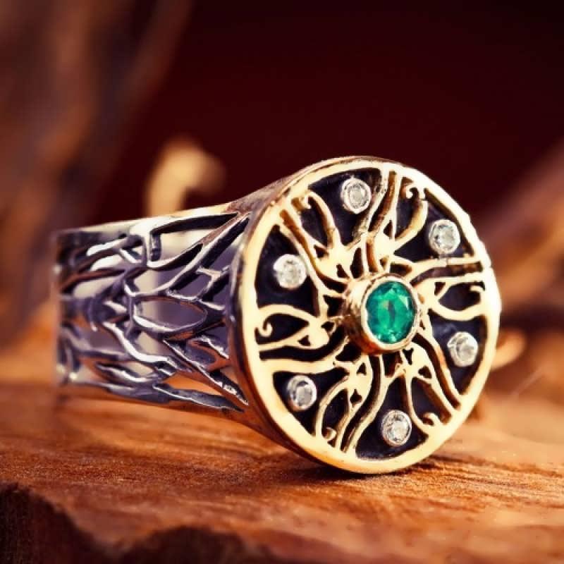 New Royal Eye of Horus Ring