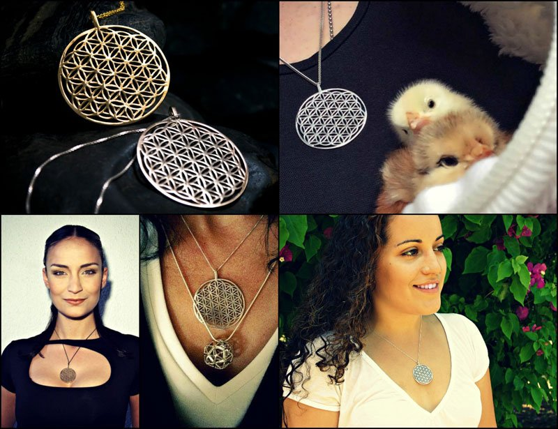Flower of Life Jewelry Special (Ended)