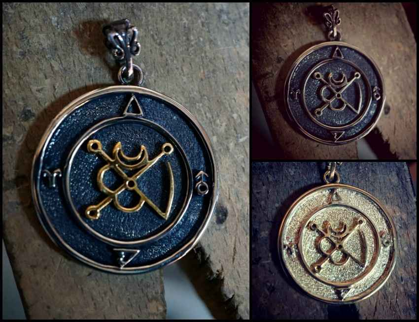 New Mars in Aries Talisman