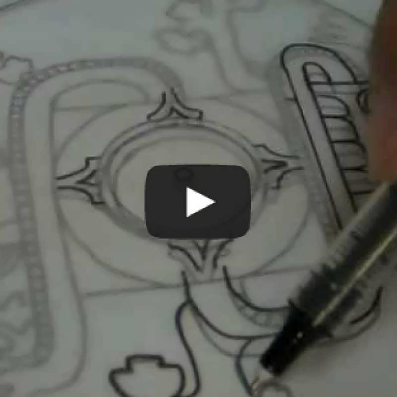 New Mayan World Tree Video