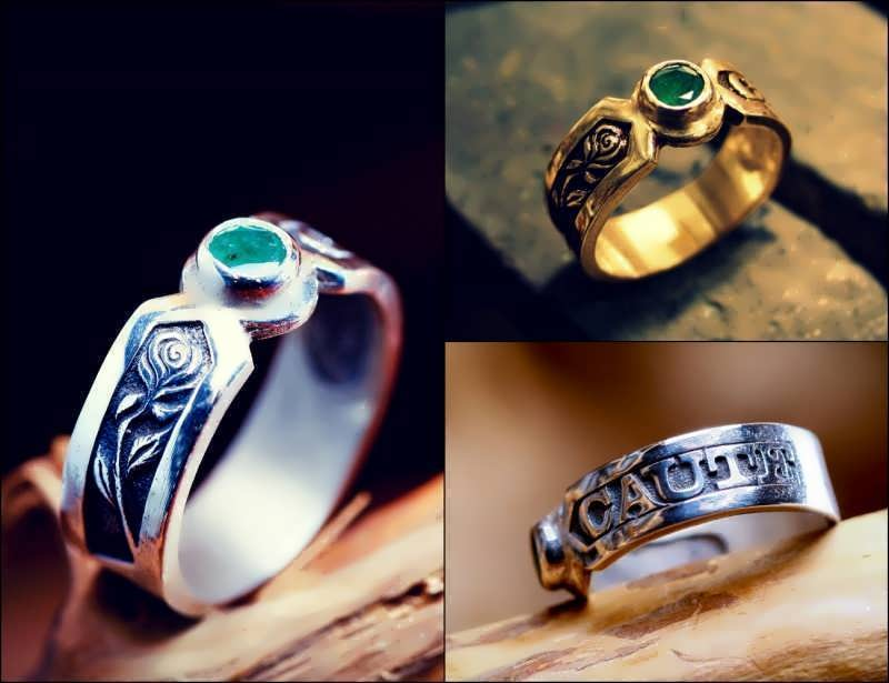 The Philosopher's Ring