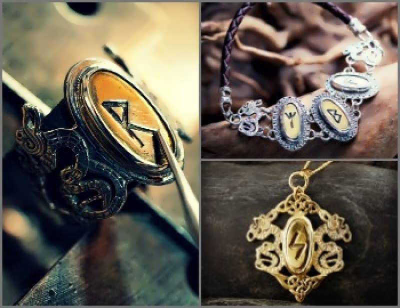 Unique Viking jewelry creations