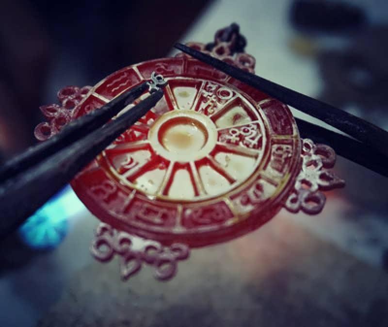 Assembling the Cosmic Sigil Talisman