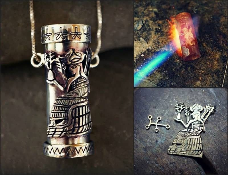 Spica                                 Talismans and Related Designs