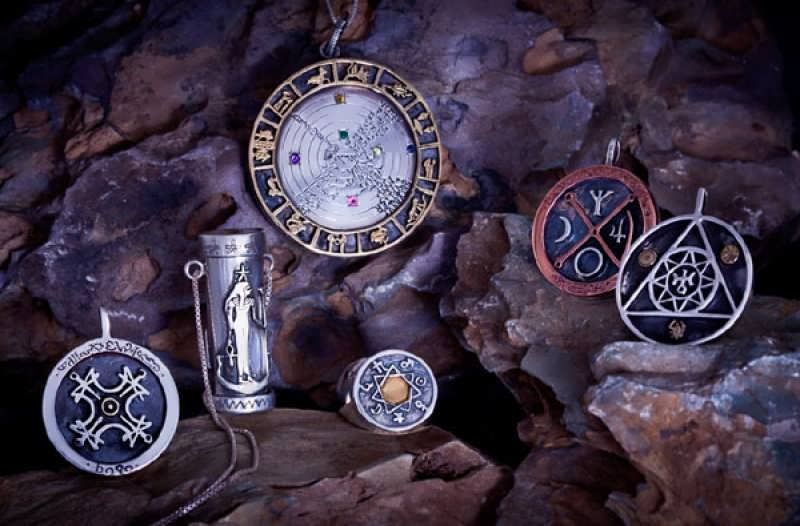 Collection of Astrology Talisman