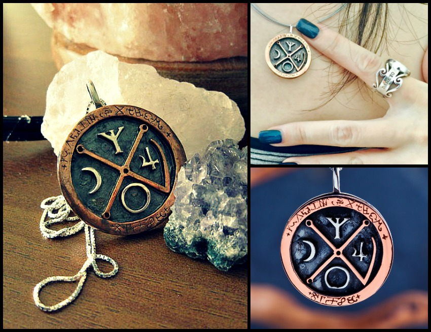 Jupiter-Venus Talisman New Edition