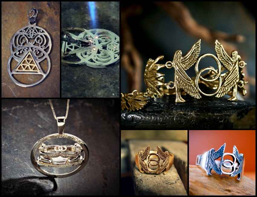 Vesica Pisces Jewelry Special (Ended)