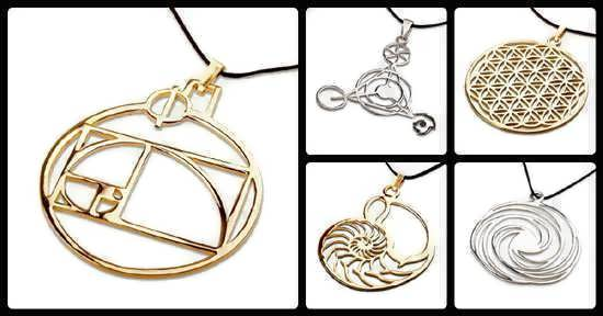 Crop Circles Jewelry
