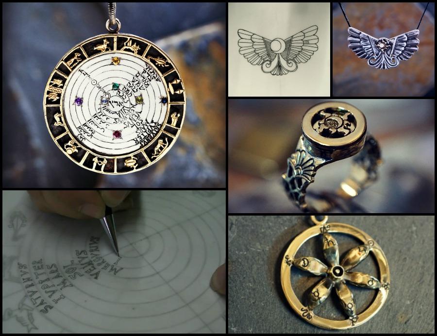 Equinox and Ficino                             Talismans