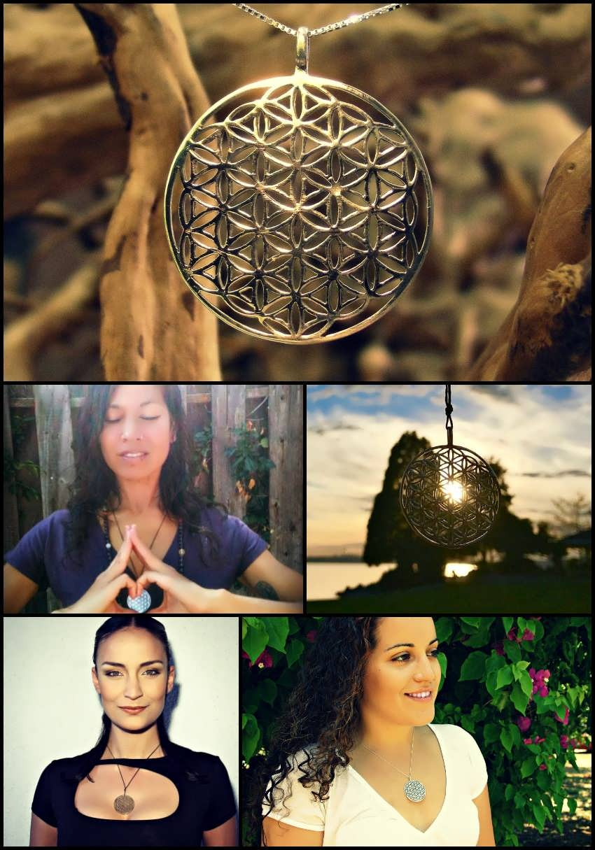 Flower of Life and                             Metatron
