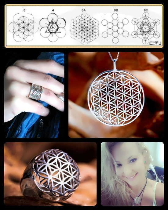 Flower of Life Jewelry 15% off