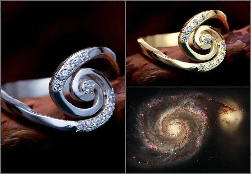 Gakaxy Ring