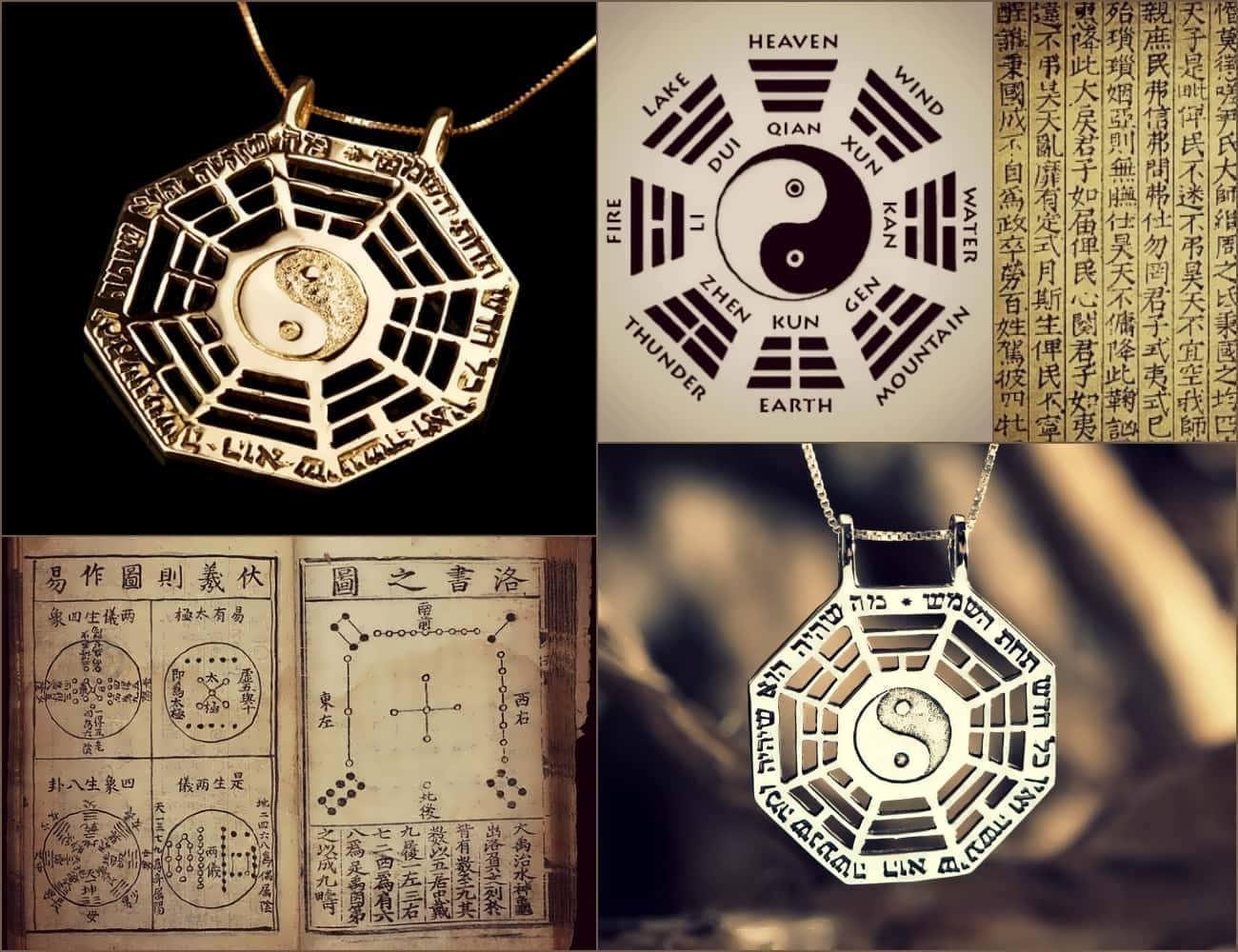 I Ching Pendant