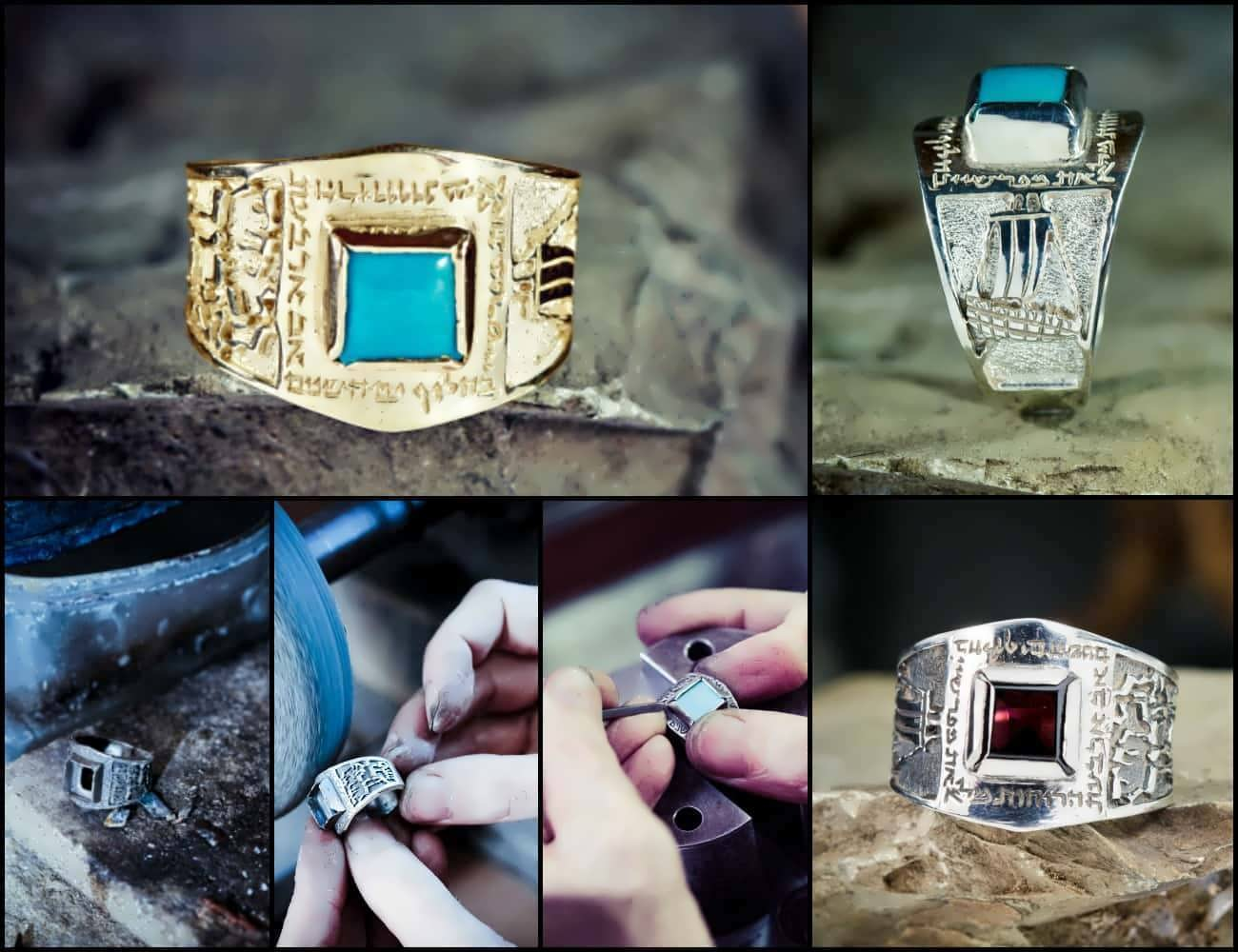 Journey of Life Ring
